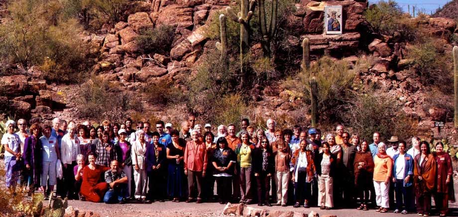 Tucson Meditation Group Retreat 2018